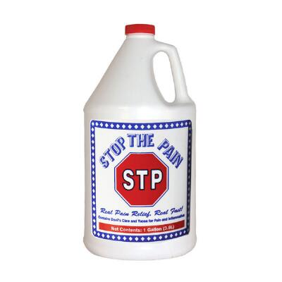 T.T. Distributors STP Stop the Pain