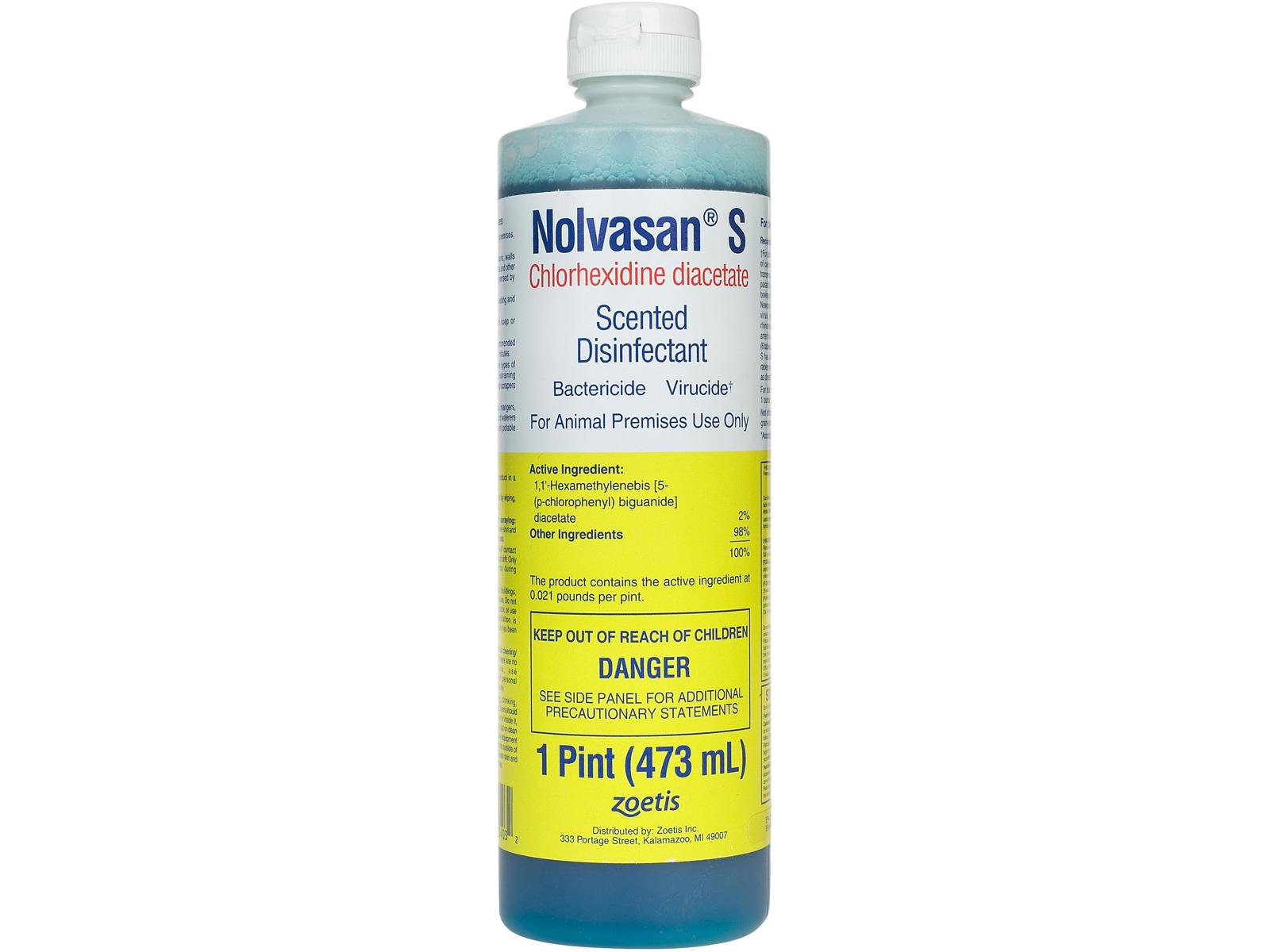 T.T. Distributors Nolvasan's Cleanser