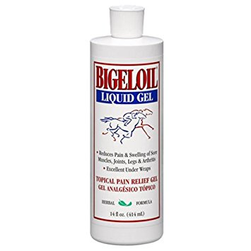 T.T. Distributors Bigeloil® Liniment Gel