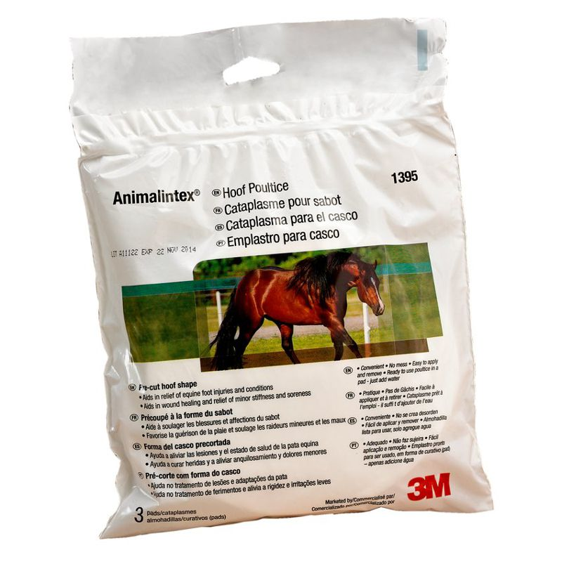 T.T. Distributors Animalintex Hoof Pads