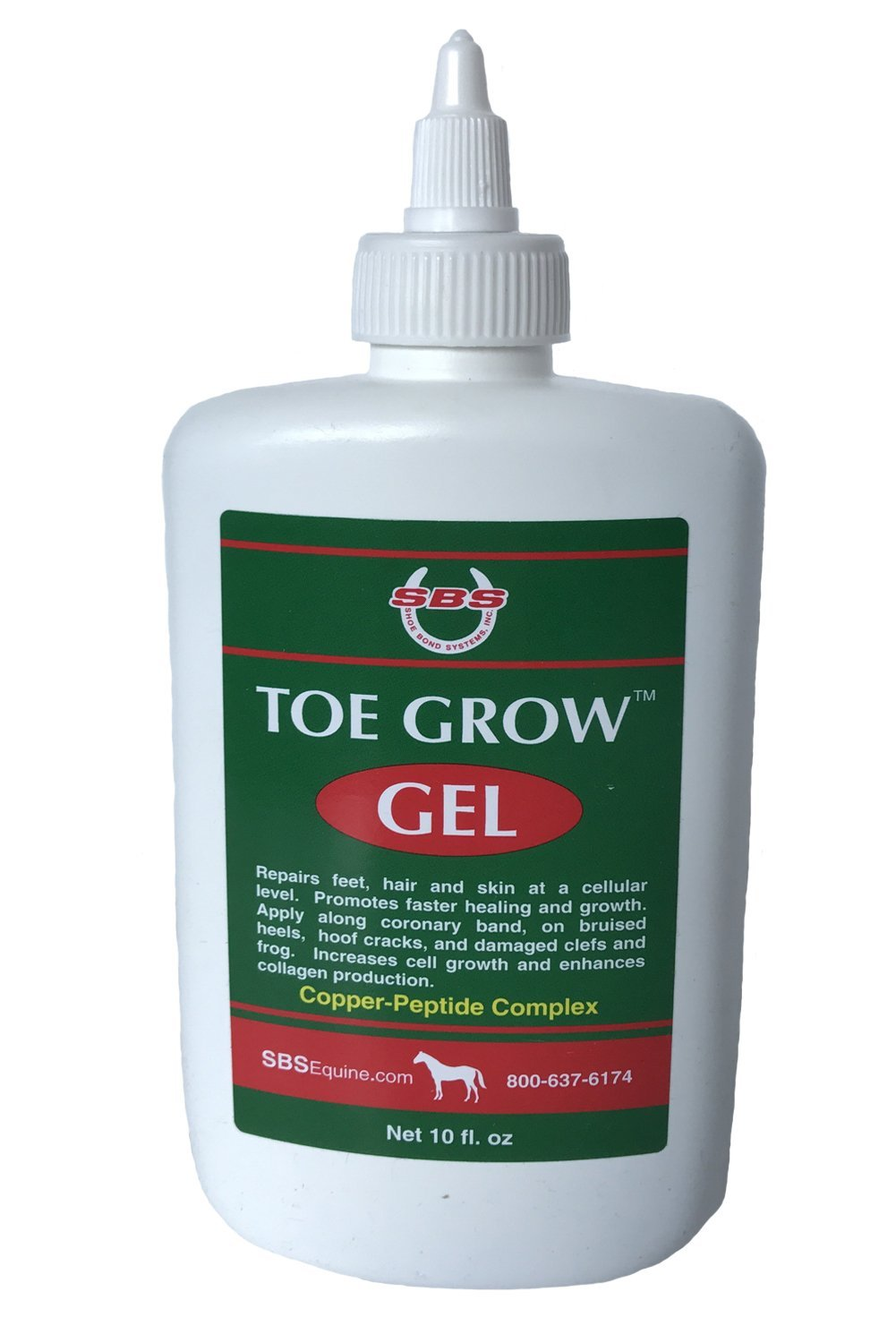 T.T. Distributors Toe Grow Gel for Horses