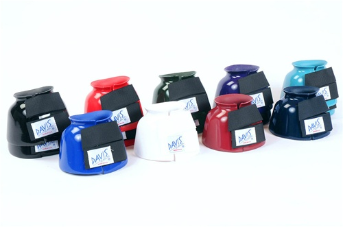 T.T. Distributors Davis Velcro Bell Boots