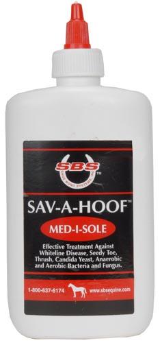 T.T. Distributors Sav-A-Hoof Medisole