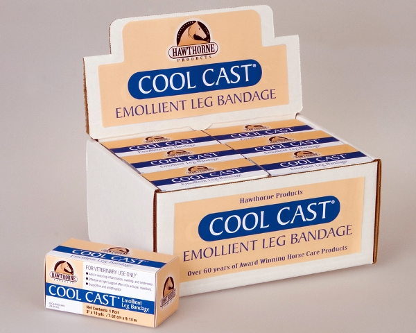 T.T. Distributors Cool Cast Emollient Leg Bandage