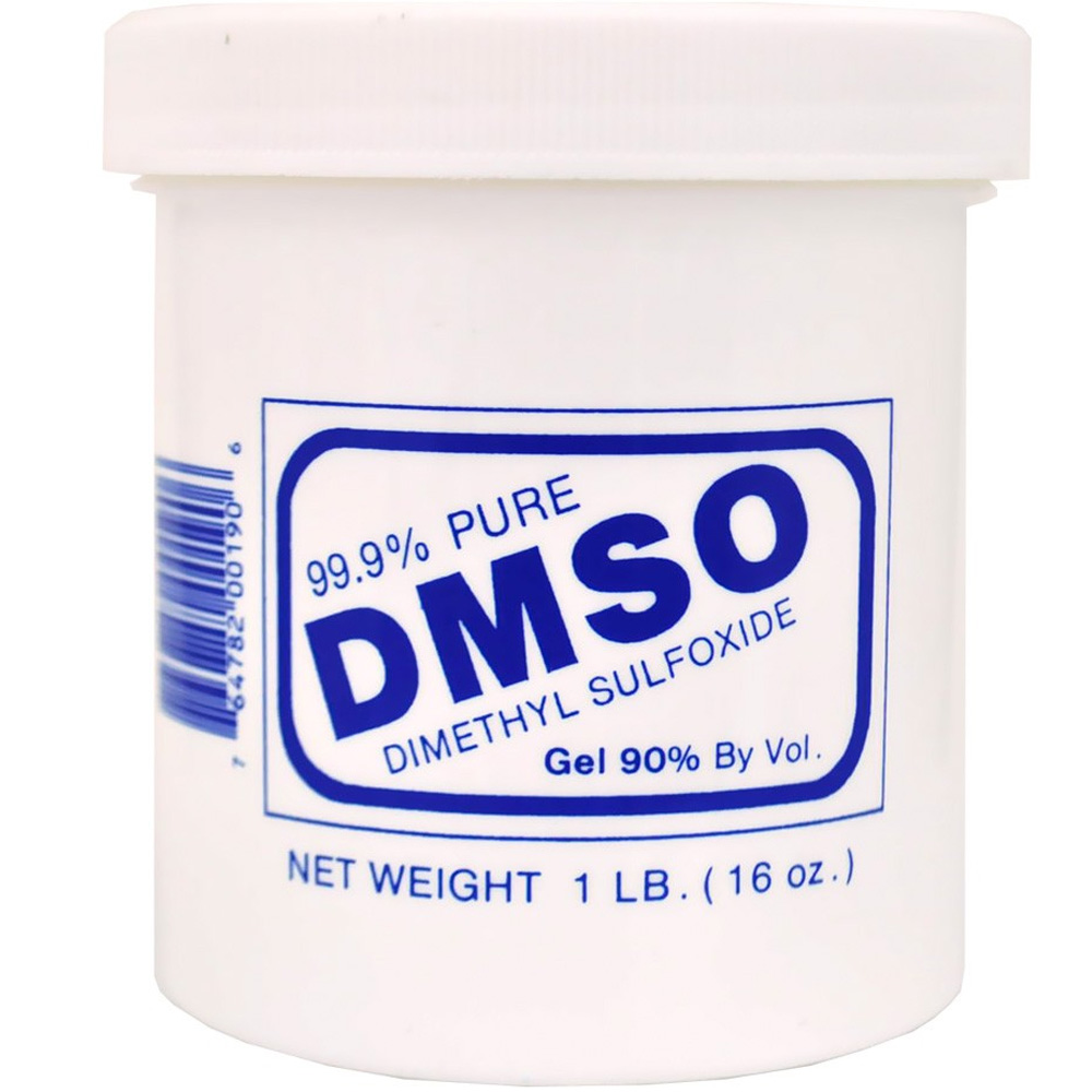 T.T. Distributors DMSO (Dimethyl Sulfoxide) Gel