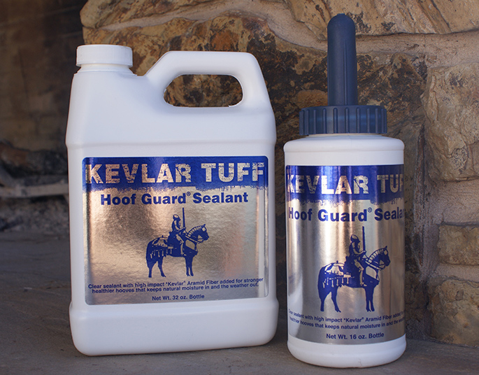 T.T. Distributors Kevlar Tuff Hoof Guard