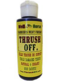 T.T. Distributors Thrush Off for Horses
