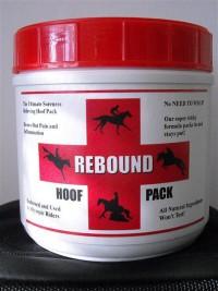 T.T. Distributors Rebound Hoof Pack