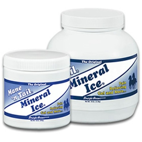 T.T. Distributors Mane N' Tail Mineral Ice
