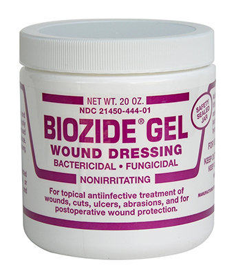 T.T. Distributors Biozide Gel