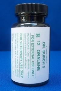 T.T. Distributors Dr. Burch's 12 Oralene